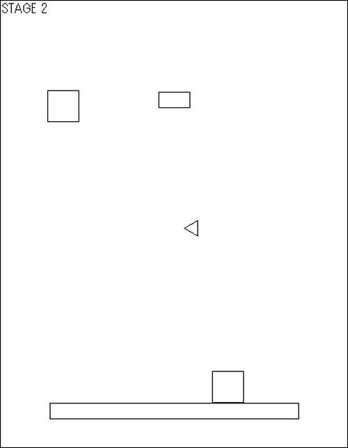 ロケット Game Screen Shot1