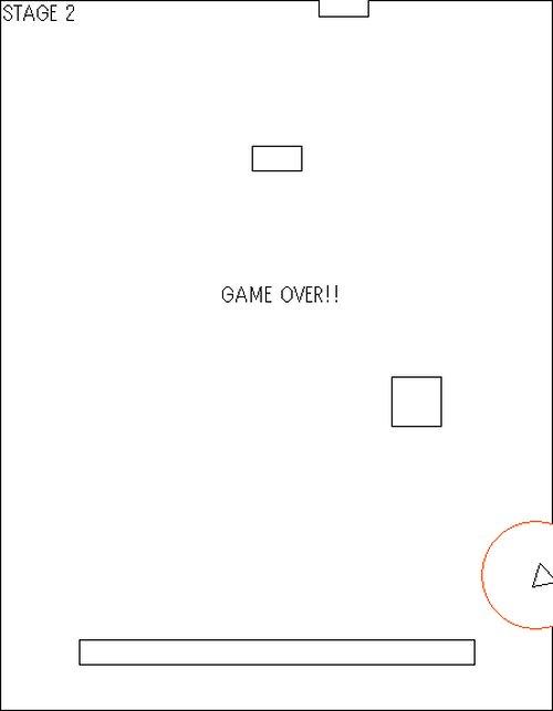 ロケット Game Screen Shot3