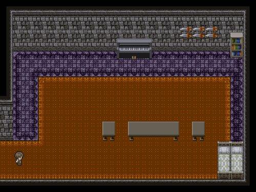 ホラーゲーム(が作りたかった) Game Screen Shot2
