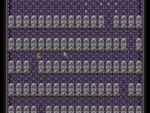 ホラーゲーム(が作りたかった) Game Screen Shot3