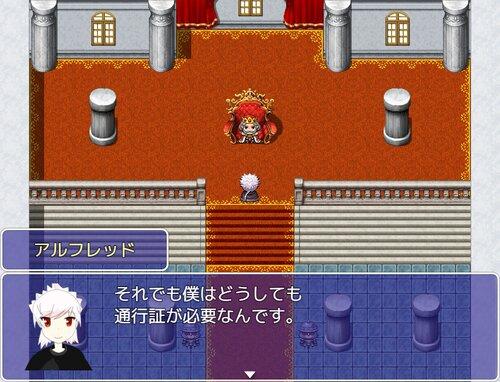 宵闇ノ彼方 Game Screen Shots