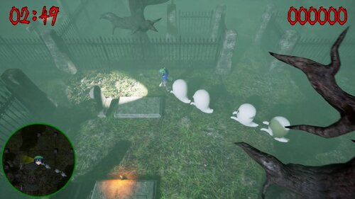霊輪 Game Screen Shot2