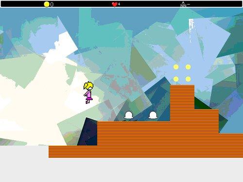 アンのおつかい Game Screen Shot