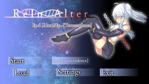 ReIn∽Alter Ep.4 Game Screen Shot1