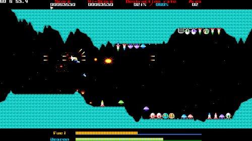 ヨコシュー198x Game Screen Shot