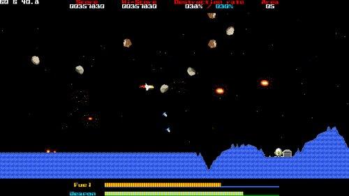 ヨコシュー198x Game Screen Shot2