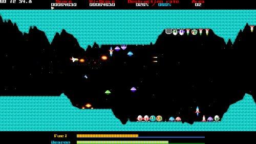 ヨコシュー198x Game Screen Shots
