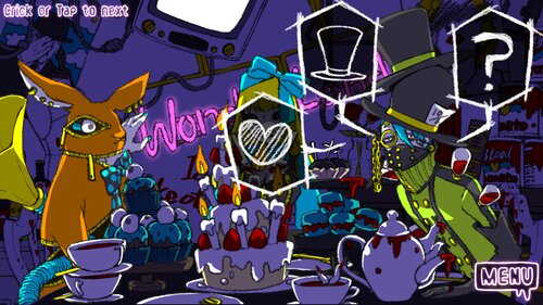 HUNGRY TEA PARTY Game Screen Shot4