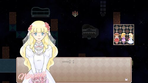 The Witches' Tea Party~魔女のお茶会(体験版) Game Screen Shots