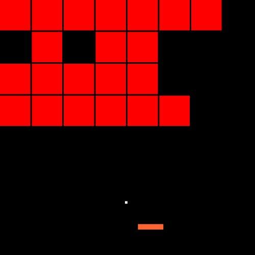 SIMPLE0円シリーズ Vol.01 THE ブロックくずし Game Screen Shot