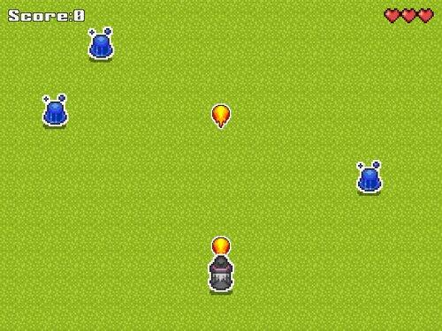 すらいむしゅーたー Game Screen Shot2