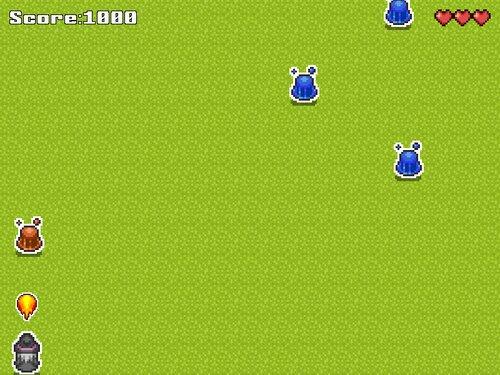 すらいむしゅーたー Game Screen Shot3