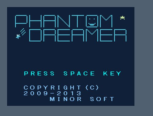 PHANTOM DREAMER Game Screen Shot1