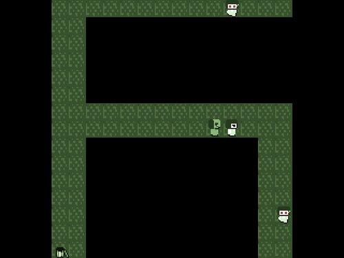 lainウイルス増殖中 Game Screen Shot3