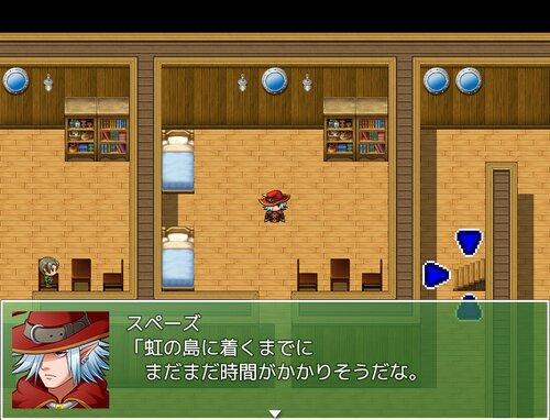 プププランドの秘宝~虹の島の伝説~ Game Screen Shot