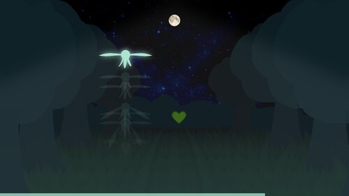 月往く鳥 Game Screen Shot1