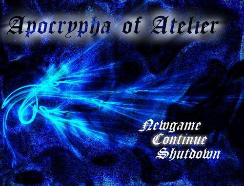 Apocrypha of Atelier Game Screen Shot2