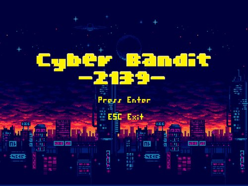Cyber Bandit -2139- Game Screen Shot5