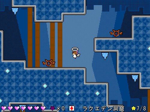 エンジェリングⅢ 楽園島の流れ星 Game Screen Shot2