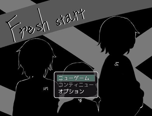 Fresh start Game Screen Shots