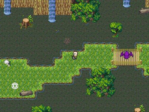 シニアクエスト Game Screen Shot1