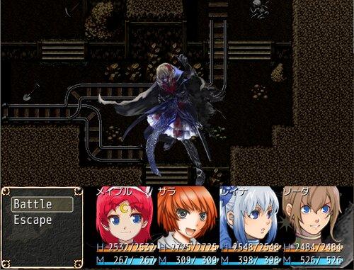 Act2ベルナイトとルナの騎士 Game Screen Shot4