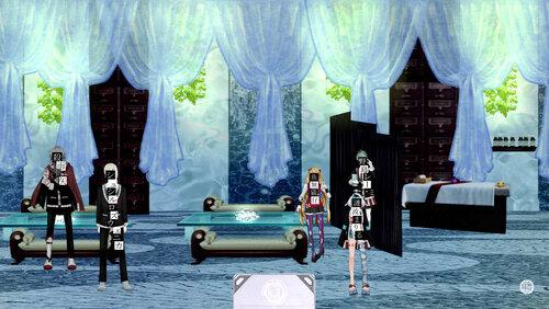 ギセイヒーロー/第一章完結 Game Screen Shot4