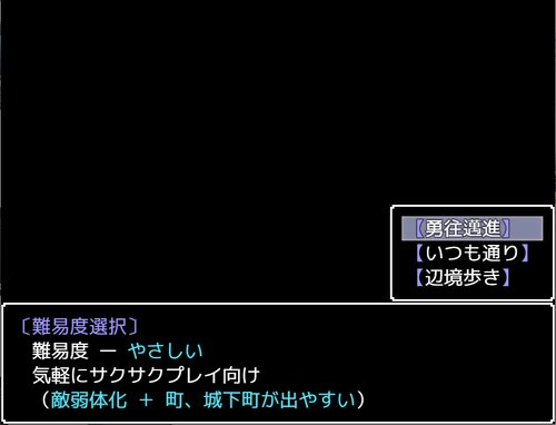 Lx ver1.5.1【縦スクロール型ハクスラRPG】DL版 Game Screen Shot3