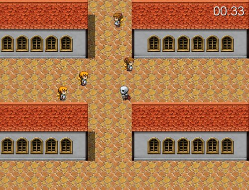 ハロウィン避け Game Screen Shot2