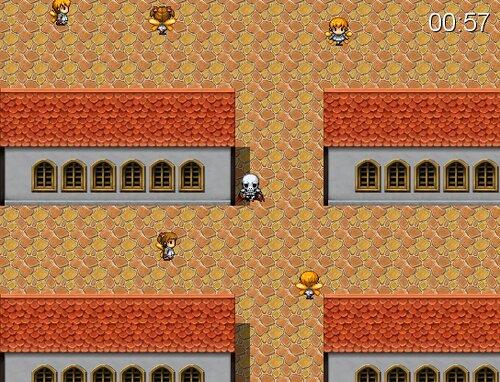 ハロウィン避け Game Screen Shot3