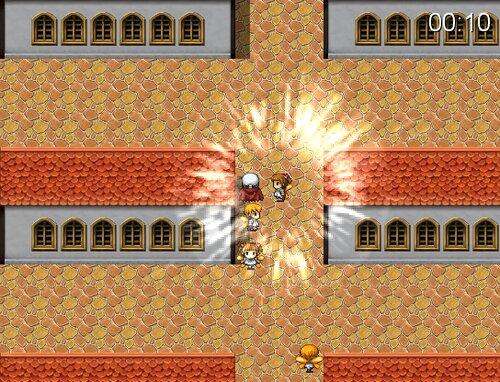 ハロウィン避け Game Screen Shots