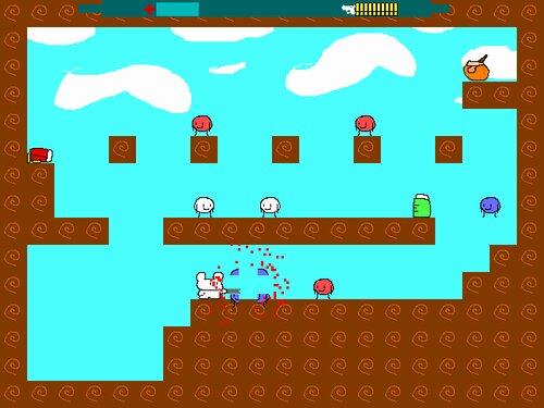 しろくまくん Game Screen Shot2