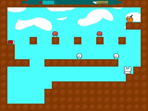 しろくまくん Game Screen Shot3