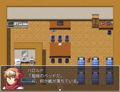 ハロウィンぼっち Game Screen Shot5