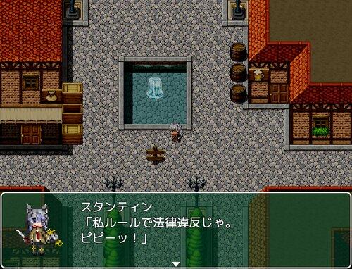 牙狐スタンティン対死霊軍団 Game Screen Shots