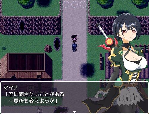マイナと人工の精霊 Game Screen Shot1