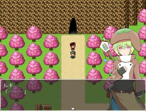 マイナと人工の精霊 Game Screen Shots