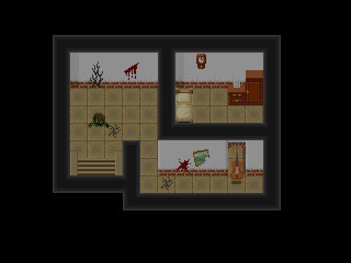バイオリンハザード Game Screen Shot1
