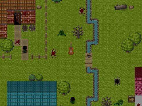 バイオリンハザード Game Screen Shot2