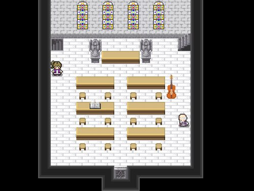 バイオリンハザード Game Screen Shot3