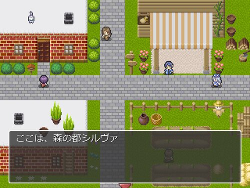 迷宮と魔石 Game Screen Shot