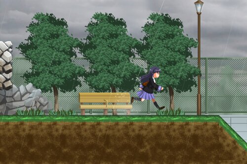 あめまち Game Screen Shot4