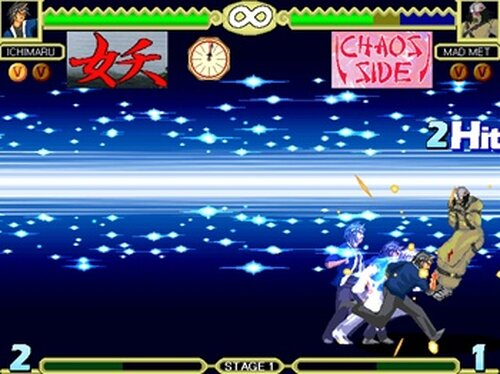 プロジェクト2D ClassX Game Screen Shot3