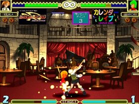 プロジェクト2D ClassX Game Screen Shot4