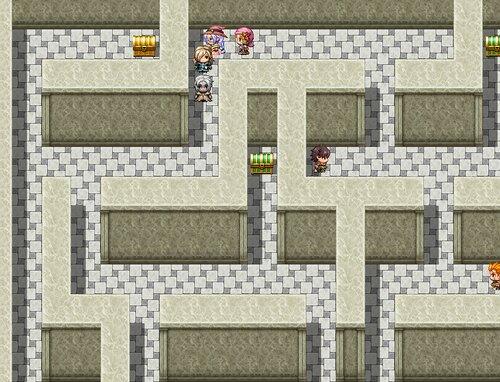 アジルタスの旅人 Game Screen Shot3