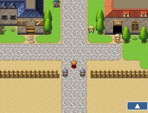 アジルタスの旅人 Game Screen Shot4