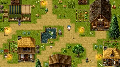 ガーディアン使いの兵士 体験版 Game Screen Shot3