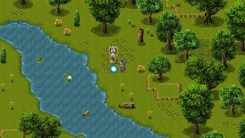ガーディアン使いの兵士 体験版 Game Screen Shot4