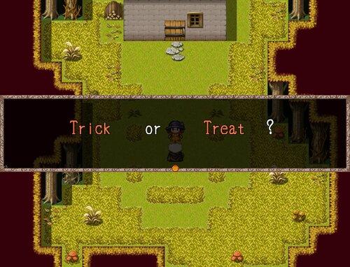 カボチャの魔女とカブ頭 Game Screen Shot2