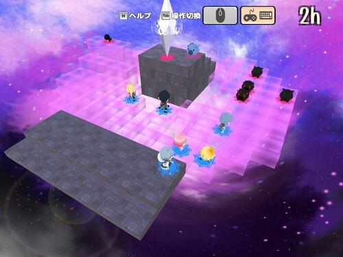 サモン・ミリタリー Game Screen Shot